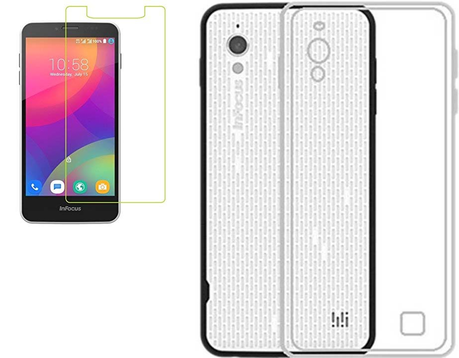 the latest a14d3 ab729 Best Infocus M370i Tempered Glass Screen Protector Cases & Covers ...