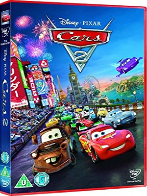 Cars 2 (2011) Movie Download 1080p 3D & 720p BluRay