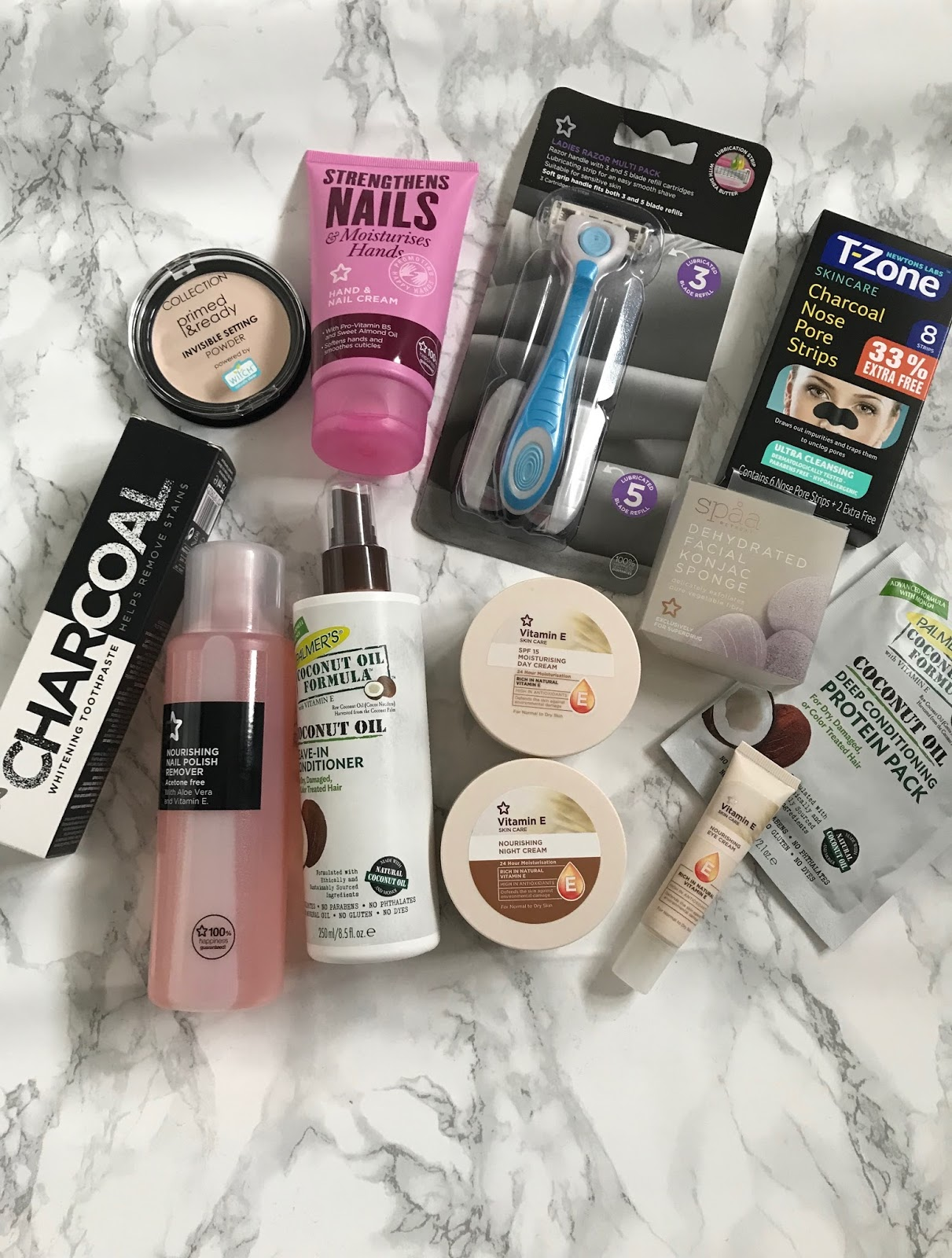 22abead6d05 Superdrug Haul 2018. I have been eyeing up some products mainly  skincare/hair care items from Superdrug for the last couple of weeks as  well as a couple ...