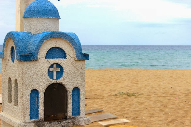 small churches in Greece
