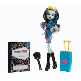 MH Scaris: City of Frights Frankie Stein Doll