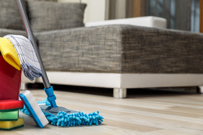 Top 9 Benefits of Hiring a Professional House Cleaner