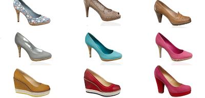 Модни тенденции при дамските обувки