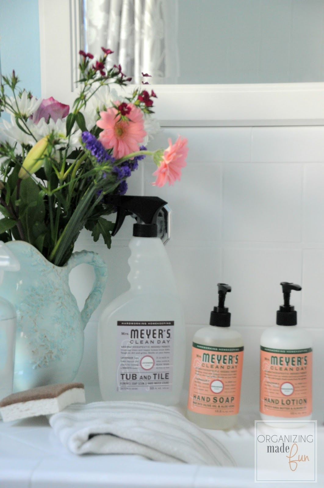 bathroom cleaning essentials from grove