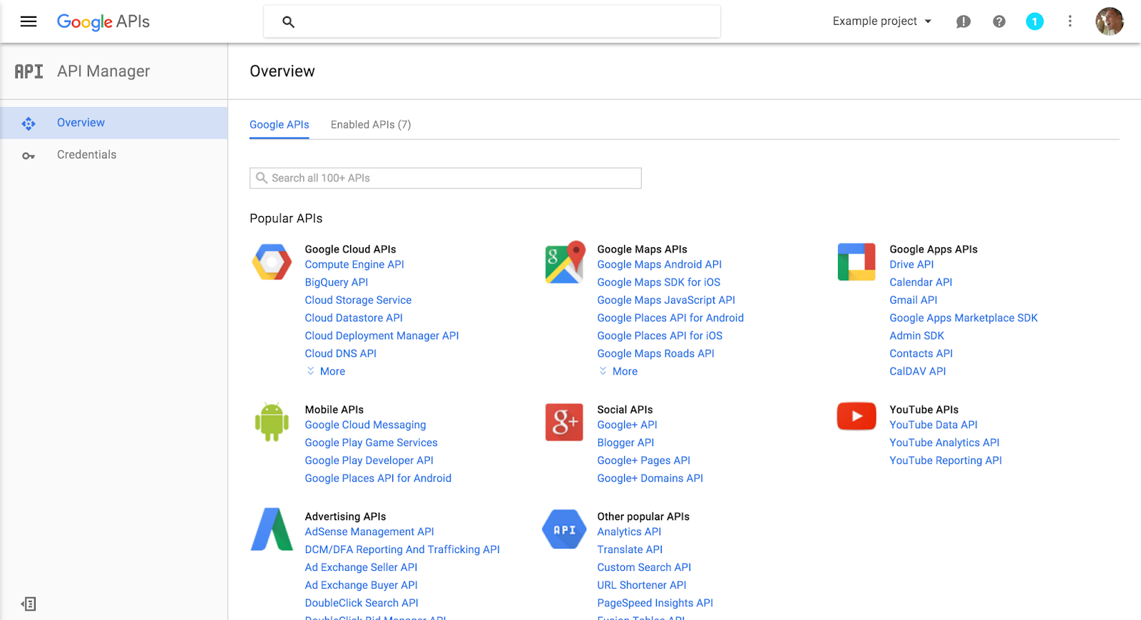 Google developers blog introducing the google api console - Google developper console ...
