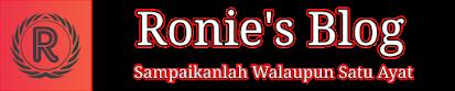 Ronies Blog   Seputar Informasi