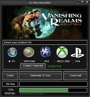 Vanishing Realms Key Generator (Free CD Key)