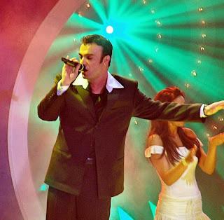 דוד ד'אור בהופעה בטורקיה