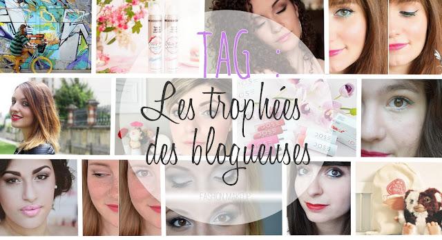 {TAG} Les trophées des blogueuses