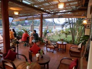 Villa Nam Song in Vang Vieng, Laos