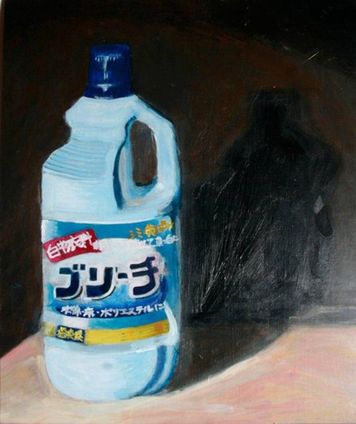 Японская художница. Tomoe Nakamura