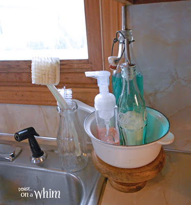 Updating My Kitchen and Dreaming of New Kohler Faucets | Denise on a Whim