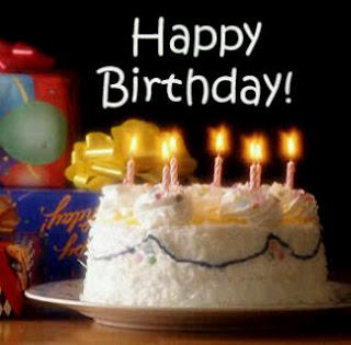 Gambar Ucapan Kue Amp Lilin Ulang Tahun Foto Ucapan