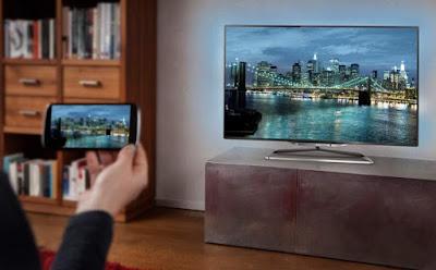 Cara Menampilkan Layar HP ke TV