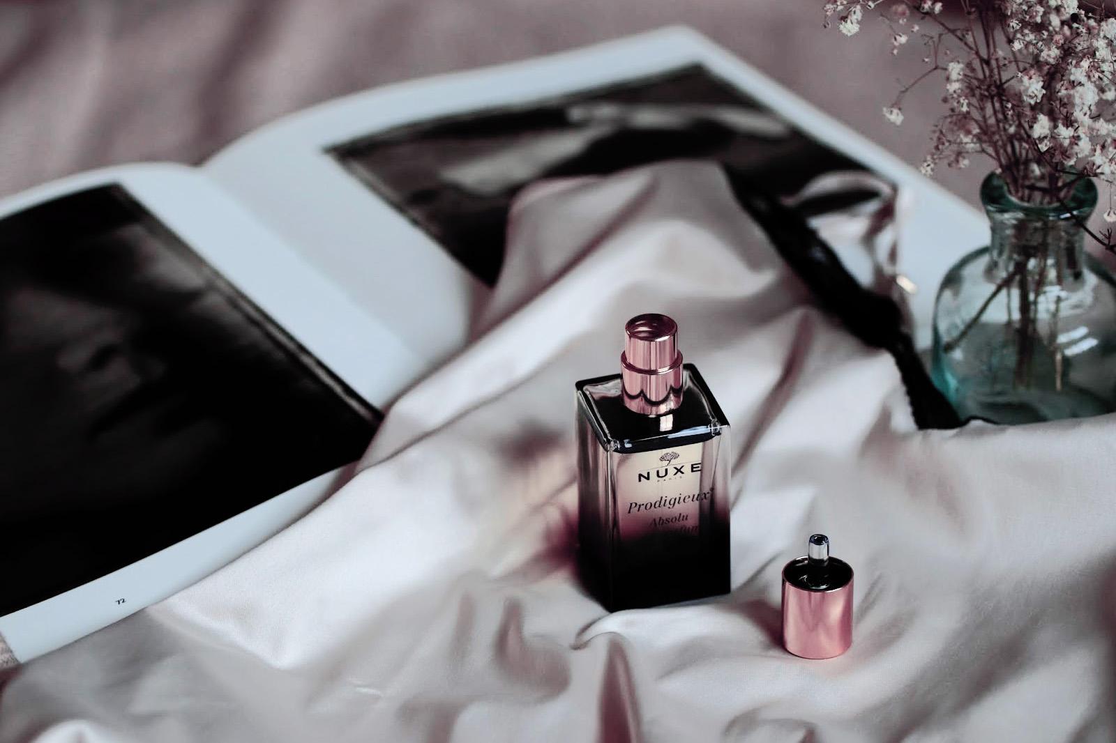 nuxe prodigieux absolu de parfum avis test critique