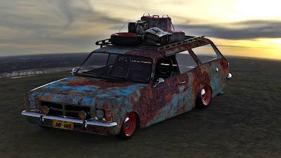 Caravan 1979 Ratlook 2