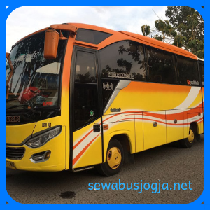 Sewa Bus Jogja Ukuran Medium