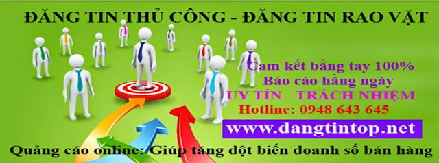 Dịch vụ đăng tin quảng cáo lên diễn đàn , forum