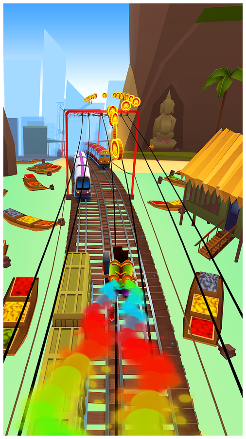 subway surfer android