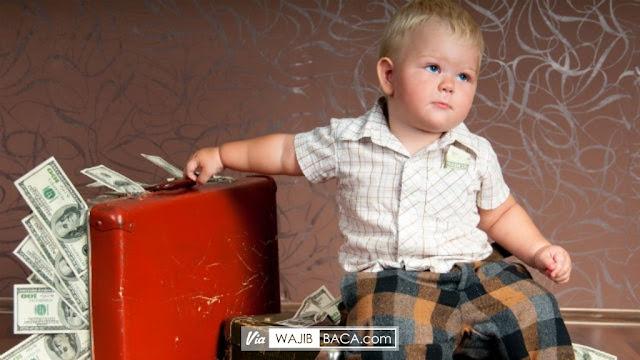 Menurutmu Menjadi Anak Konglomerat itu Bahagia? Psikolog Malah Berkata Lain Lho!