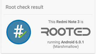 Cara Mudah Root Xiaomi Redmi Note 3 Tanpa PC