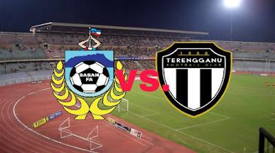 Live Streaming Sabah vs Terengganu SUKMA Perak 19.9.2018