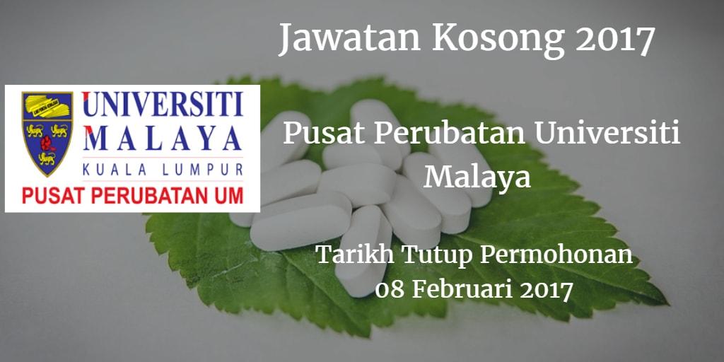 Jawatan Kosong PPUM 08 Februari 2017