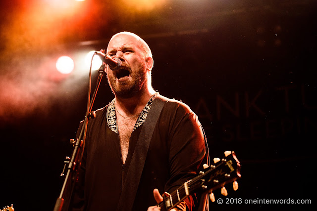 Sam Coffey and The Iron Lungs at The Phoenix Concert Theatre on September 20, 2018 Photo by John Ordean at One In Ten Words oneintenwords.com toronto indie alternative live music blog concert photography pictures photos