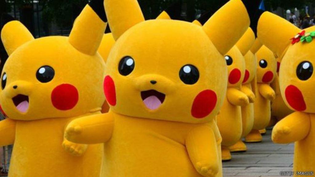 Mencari Pokemon di Obyek Pemandian Air Panas Sari Ater