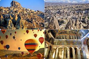 Cappadocia Turki Menyimpan Sejuta Keindahan
