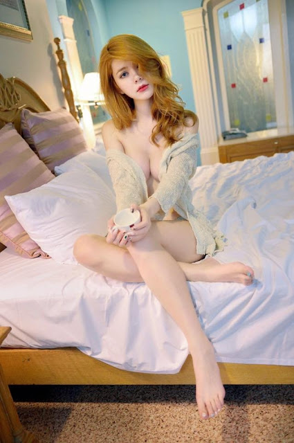 Hot girls Kimberlly big breast 32E model from Taiwan 12