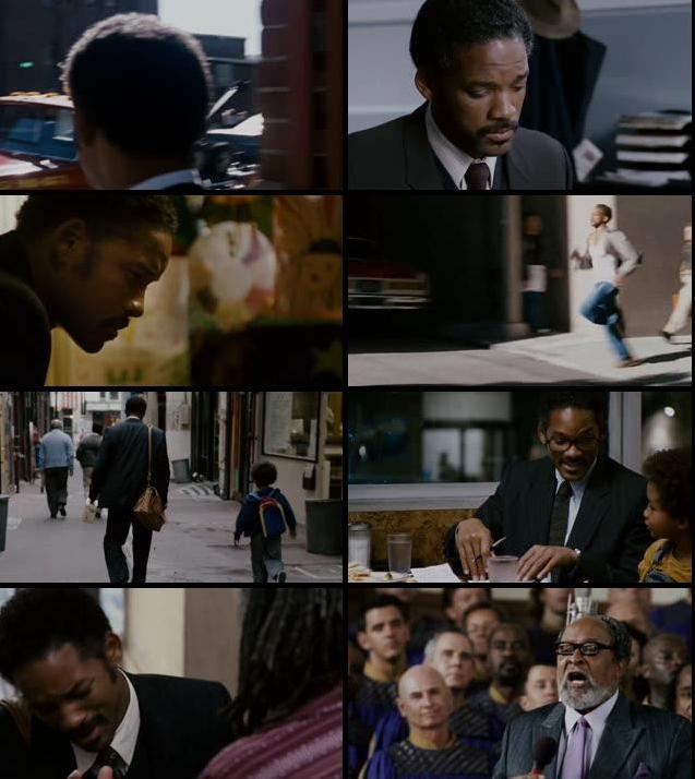 The Pursuit Of Happyness 2006 Dual Audio Hindi 480p BluRay