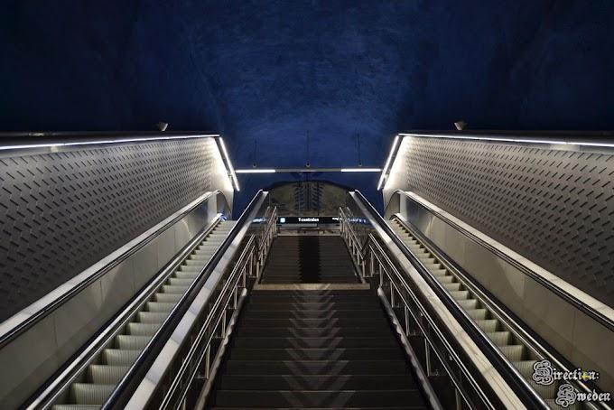 Nowe stacje Citybanan