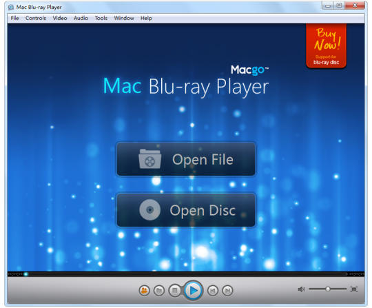 Macgo Windows blu ray player + Serial key