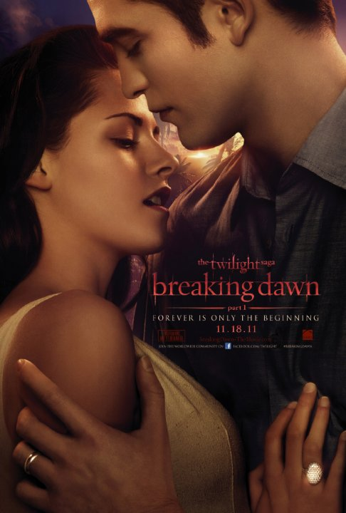 The Twilight Saga: Breaking Dawn – Part 1 2011 movie Poster