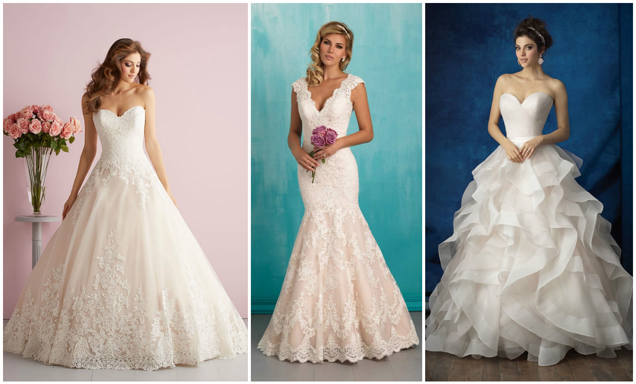 Angelus Bridal and Formal: March 2018