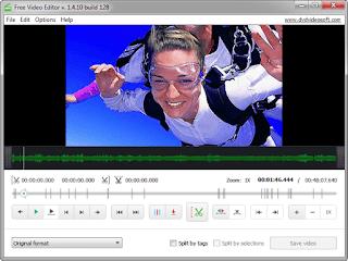 برنامج, لتعديل, وتحرير, وتقطيع, ملفات, الفيديو, والكتابة, عليها, واضافة, المؤثرات