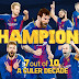 7th La Liga title in 10 seasons for FC Barcelona