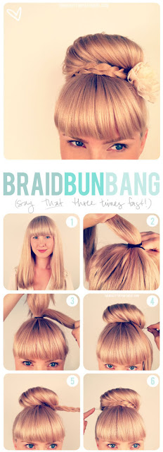 The Braid Bun Bang