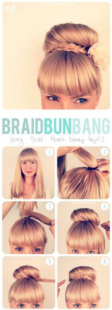 The Braid Bun Bang