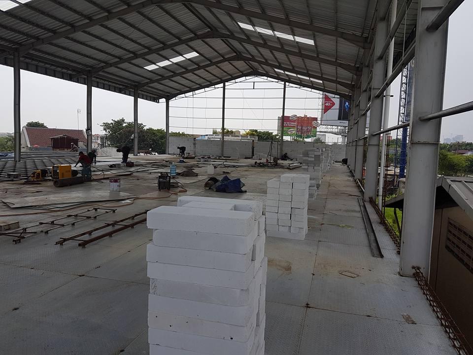 jasa konstruksi bangunan baja,konstruksi baja WF,dadiyo konstruksi