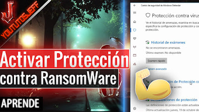 RansomWare, Windows 10 Fall Creators Update, Protección contra RansomWare