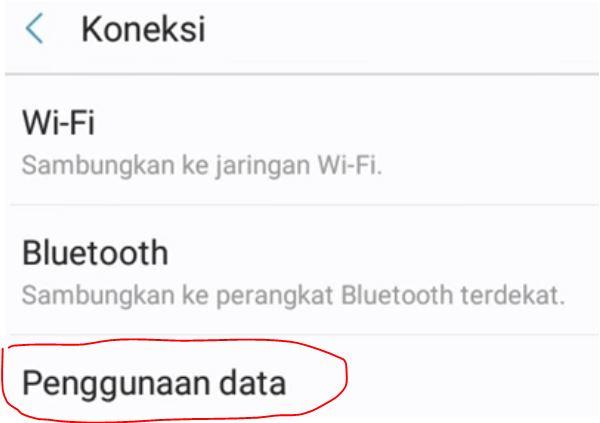 cara menghemat kuota internet xl