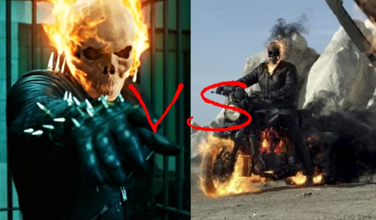 rage issues sequel baiting 1 ghost rider vs ghost rider spirit of vengeance. Black Bedroom Furniture Sets. Home Design Ideas
