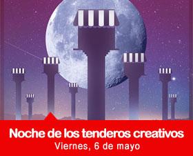 III Noche Tenderos Creativos Zaragoza