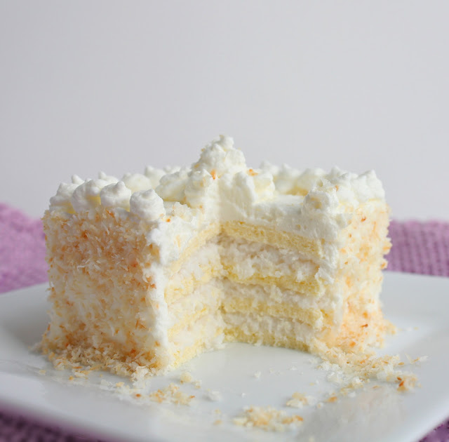 Can You Make Cake With Coconut Flour