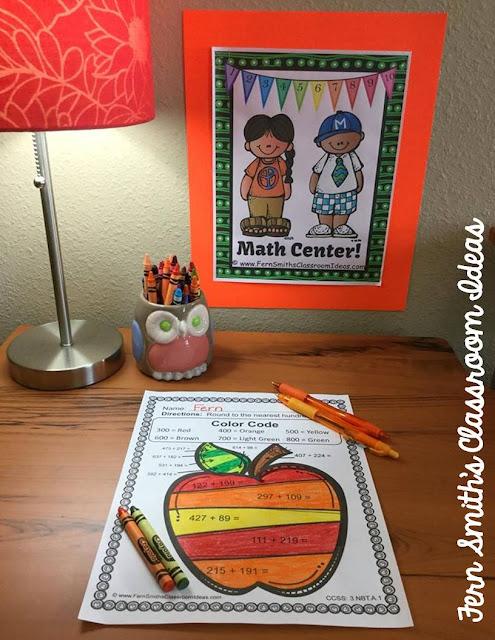 https://www.teacherspayteachers.com/Product/Third-Grade-Unit-One-Math-With-Common-Core-1391433