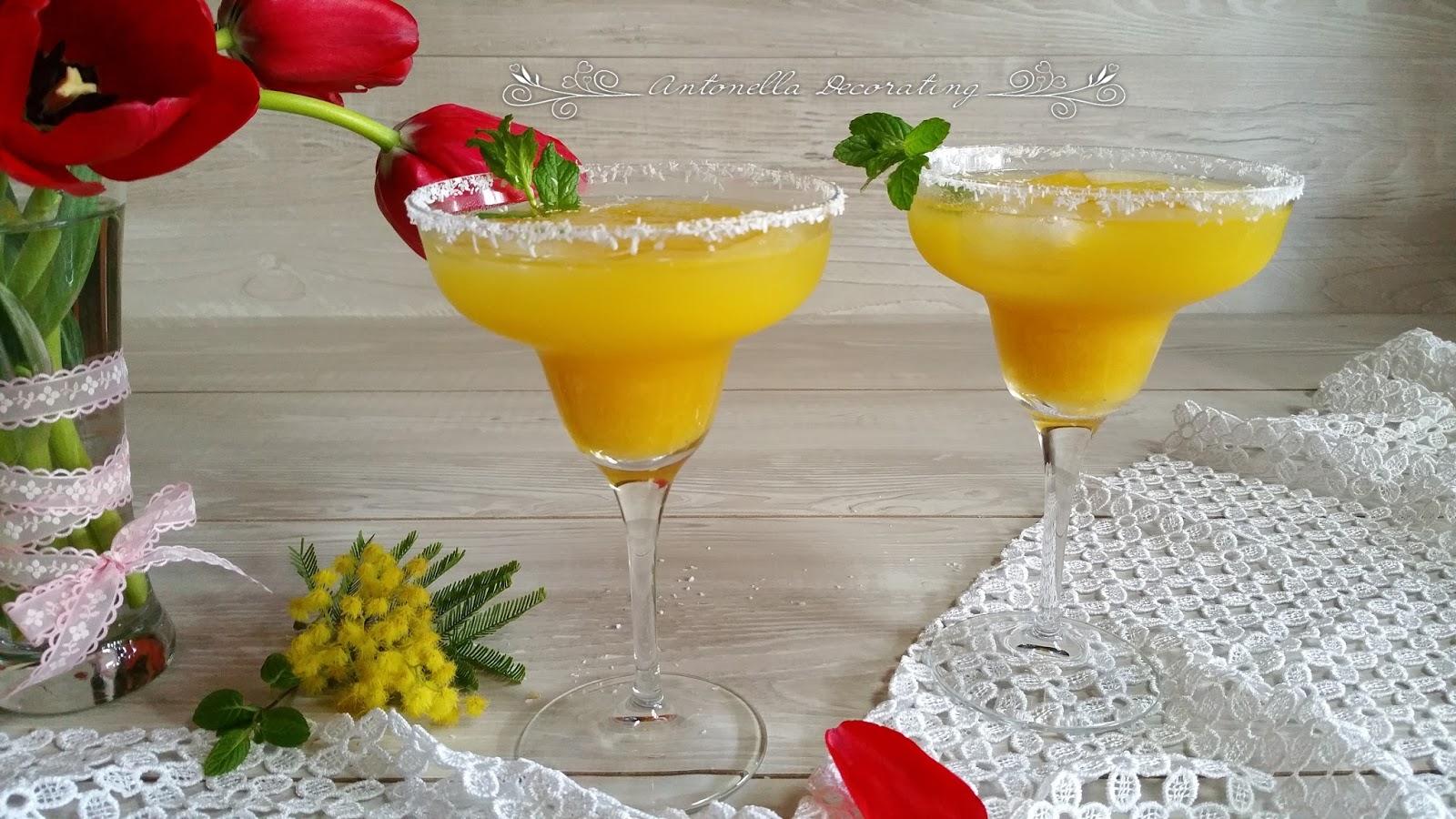40577f180014a Il Bellissimo Mondo Di Antonella Decorating  Cocktail mimosa
