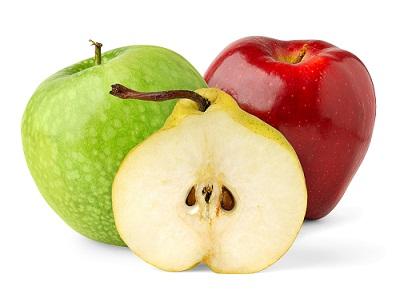 Smoothie de Manzana y pera