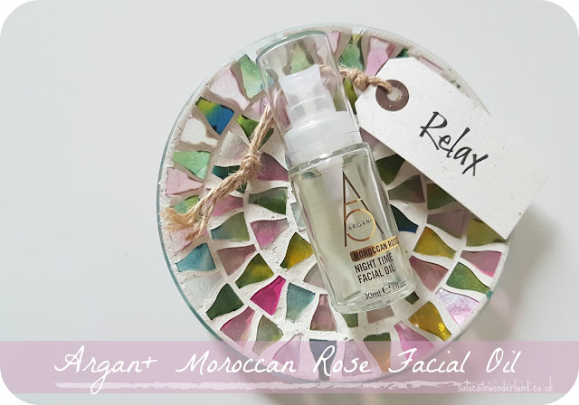 argan moroccan rose facial oil review